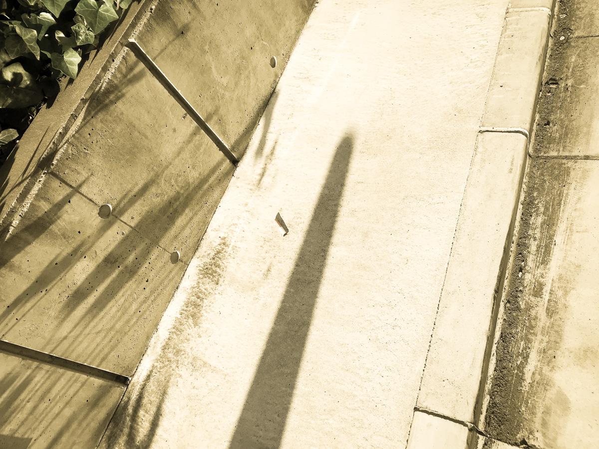Shadow free