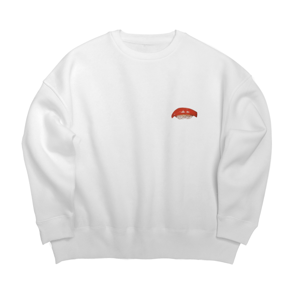 赤身の寿司トレーナー