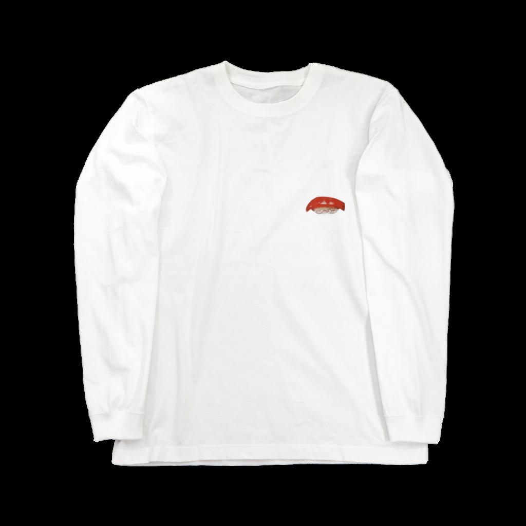 赤身の寿司ロンT白