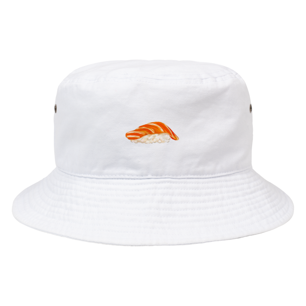 サーモンの寿司ハット