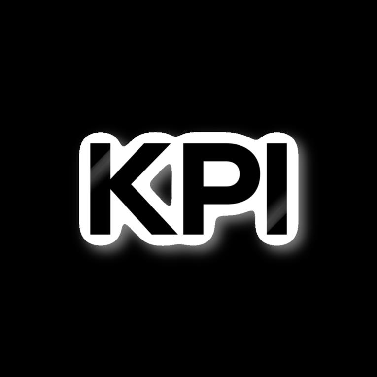 KPIステッカー