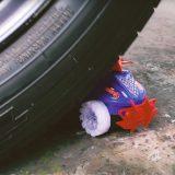 crush-car-tire